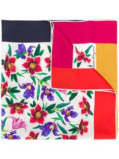 платок Floral Field Salvatore Ferragamo