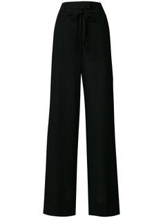 широкие брюки  Ann Demeulemeester