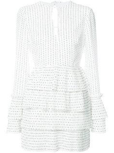 платье в горох C/Meo