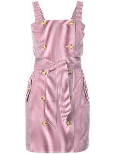 расклешенное платье без бретелек  C/Meo