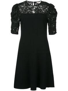 расклешенное кружевное платье Rebecca Taylor