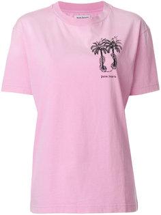 футболка с пальмовым принтом  Palm Angels