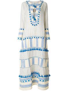 длинное платье с кисточками Dodo Bar Or