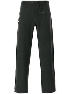 спортивные брюки с принтом стрел Off-White