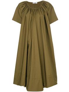 платье свободного кроя Jil Sander