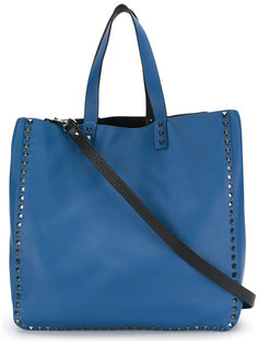сумка-шоппер Rockstud Valentino Garavani  Valentino