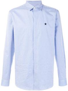 рубашка в полоску со звездами Givenchy