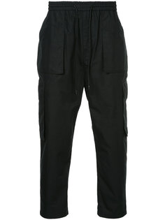 cropped cargo trousers  Juun.J