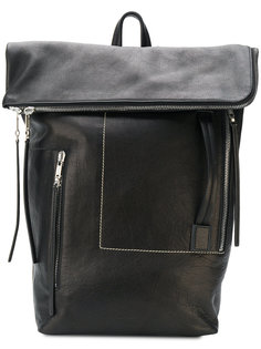 рюкзак с откидным клапаном Rick Owens