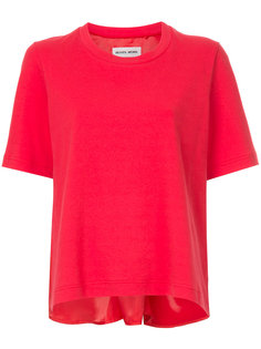 knotted back T-shirt Muveil