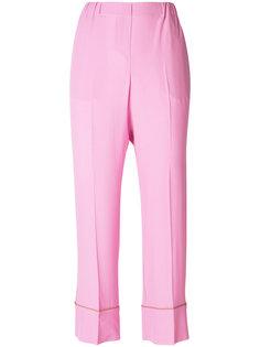 укороченные классические брюки Nº21