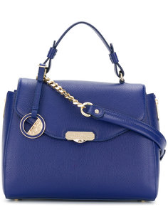 сумка-тоут с тиснением логотипа Versace Collection