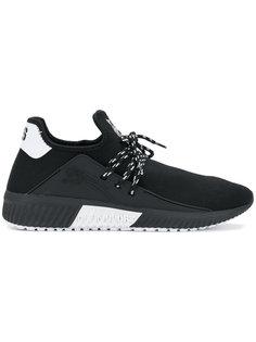 кроссовки со шнуровкой Plein Sport