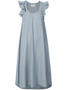 платье миди в полоску  The Great