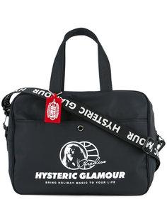 сумка-тоут с принтом логотипа Hysteric Glamour