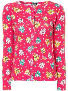 блузка с мультипликационным принтом Hysteric Glamour