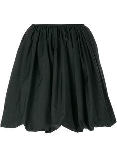 пышная мини-юбка  Jil Sander