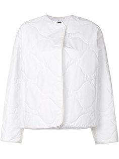 стеганая куртка Jil Sander