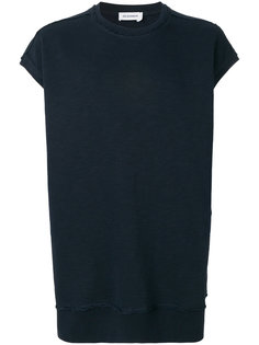 cap sleeve top Jil Sander