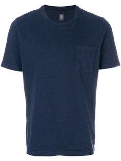 футболка с нагрудным карманом Eleventy