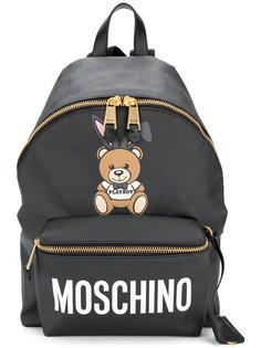 рюкзак с медведем Moschino