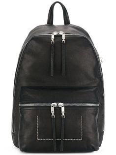 рюкзак с молниями Rick Owens