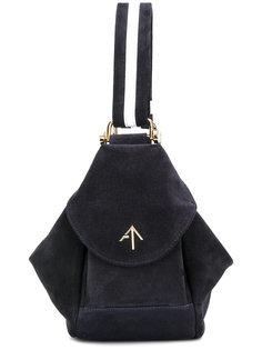 микро сумка-тоут Fernweh  Manu Atelier