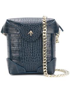 маленькая сумка через плечо Pristine Manu Atelier