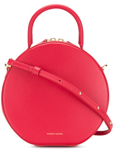 круглая сумка через плечо Mansur Gavriel