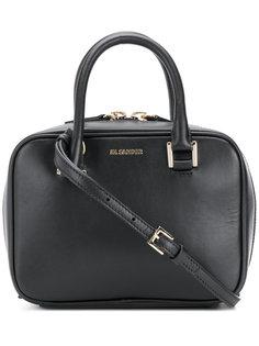 классическая сумка-тоут на молнии Jil Sander