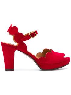 босоножки на каблуках  Evolet  Chie Mihara