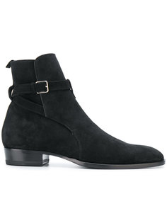 сапоги Wyatt 30 jodhpur Saint Laurent