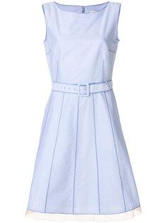 расклешенное платье  Marc Jacobs