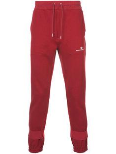 спортивные брюки с манжетами  Undercover