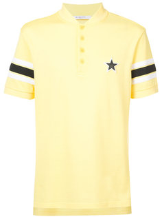 футболка-поло с логотипом  Givenchy