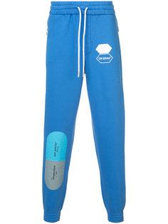 спортивные брюки с графическим принтом  Off-White