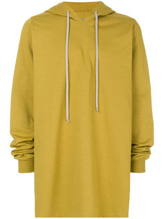 oversized hoodie Rick Owens