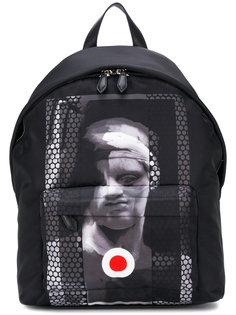 рюкзак с фото-принтом Givenchy