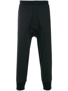 спортивные брюки с заниженным шаговым швом Neil Barrett