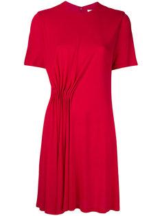 платье с присборенной деталью Givenchy