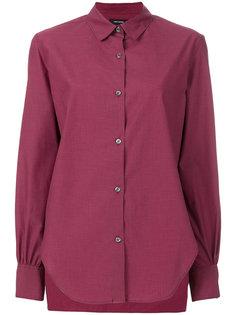 клетчатая рубашка свободного кроя Isabel Marant