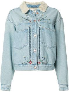 джинсовая куртка Isabel Marant Étoile