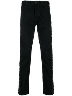прямые джинсы Kappa Marcelo Burlon County Of Milan