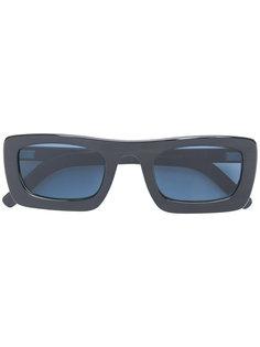солнцезащитные очки с квадратной оправой Delirious Eyewear