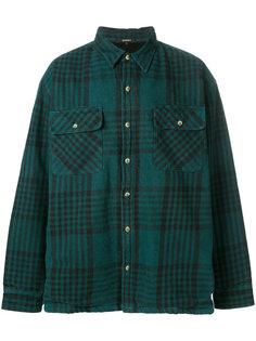 классическая фланелевая рубашка Season 5 Yeezy