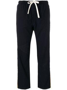 спортивные брюки со шнурком на талии Freecity