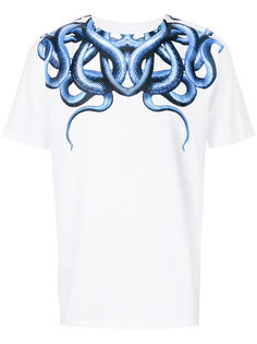 футболка Snakes  Marcelo Burlon County Of Milan