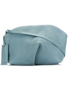 сумка на плечо со встречной складкой Marsèll