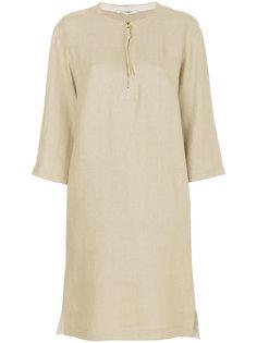 платье с завязками  Agnona
