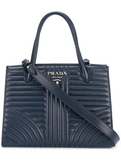 сумка-тоут Diagramme Prada